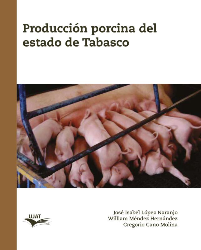 Cubierta para Producción porcina del estado de Tabasco