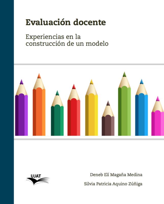 Cubierta para Evaluación docente: Experiencias en la construcción de un modelo