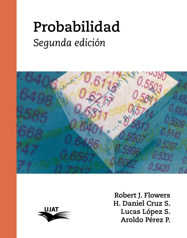 Cubierta para Probabilidad (Segunda Edición)