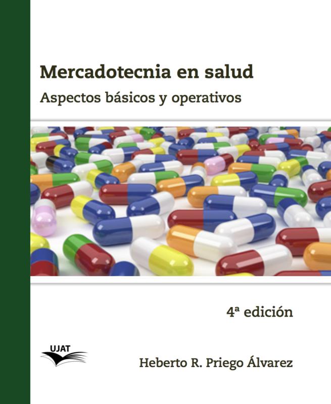 Cubierta para Mercadotecnia en Salud: Aspectos básicos y operativos